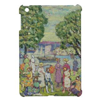 Gloucester Harbour (oil on canvas) iPad Mini Case