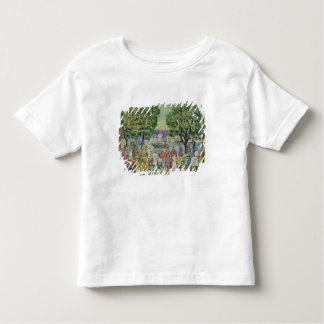 Gloucester Harbour (oil on canvas) Toddler T-shirt