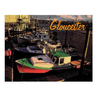 Gloucester (MA) Postcard