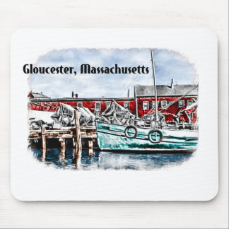 Gloucester, Massachusetts Mouse Pad