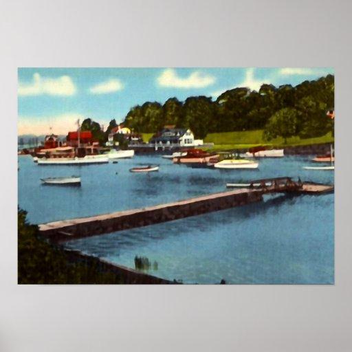 Gloucester Massachusetts Print