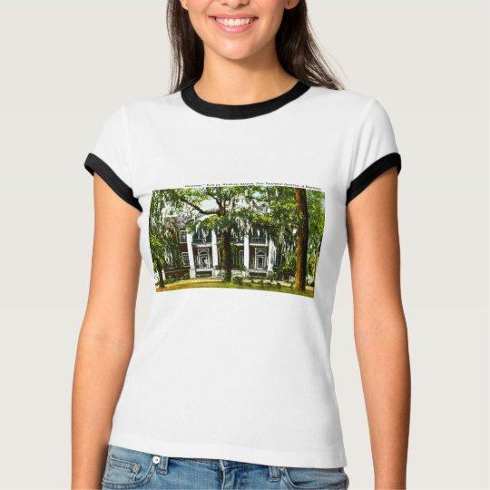 """""""Gloucester""""  Mississipi Vintage Post Card T-Shirt"""