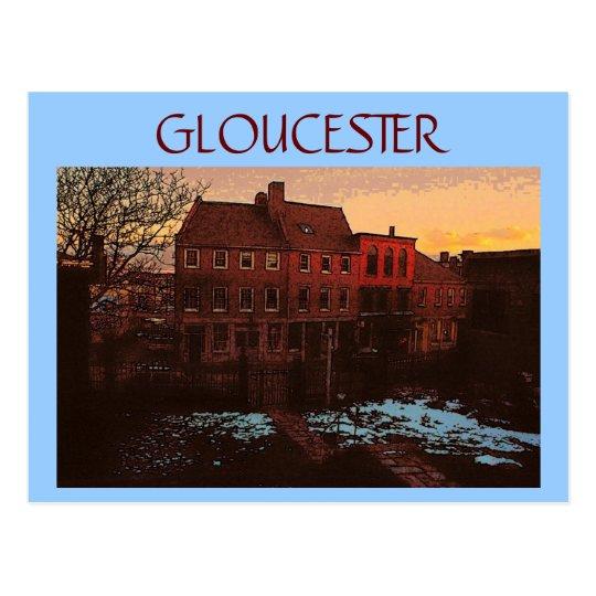 Gloucester (OIde) Postcard