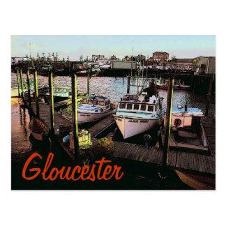 Gloucester Postcard