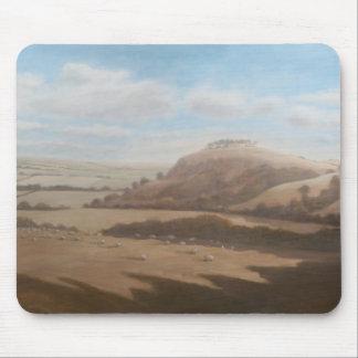Gloucestershire landscape 2012 mouse pad