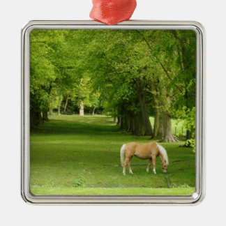 Gloucestershire, UK Metal Ornament