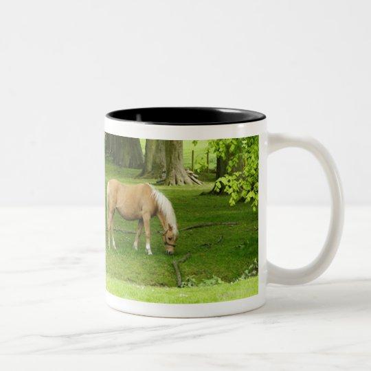 Gloucestershire, UK Two-Tone Coffee Mug