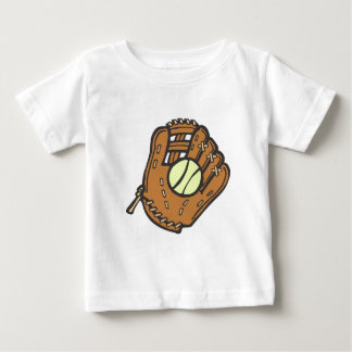 Glove & Ball Baby T-Shirt