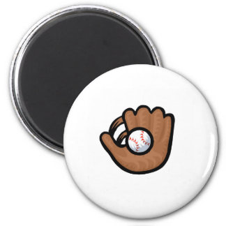 Glove & Ball Magnet