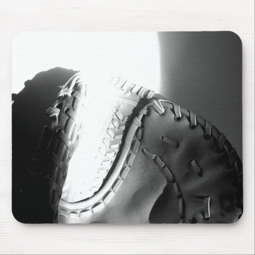Glove of an Athlete Mouse Pad
