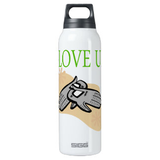 Glove Up 16 Oz Insulated SIGG Thermos Water Bottle