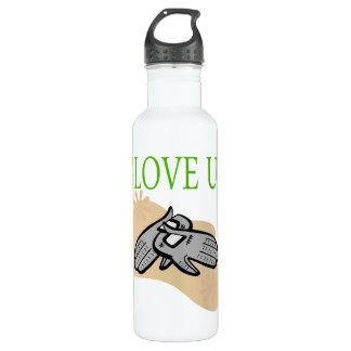 Glove Up 24oz Water Bottle