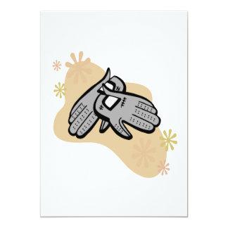 Glove Up Card