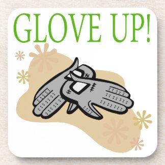 Glove Up Coasters