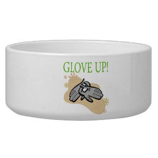 Glove Up Pet Water Bowls