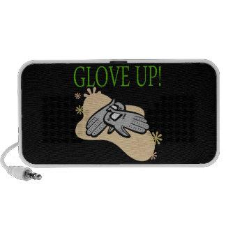 Glove Up Portable Speaker