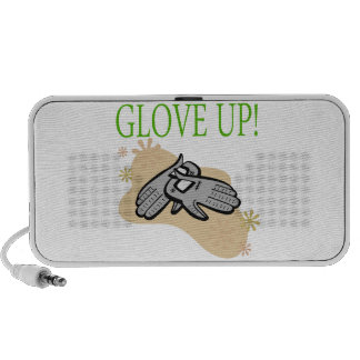 Glove Up Speaker System