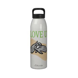 Glove Up Water Bottles