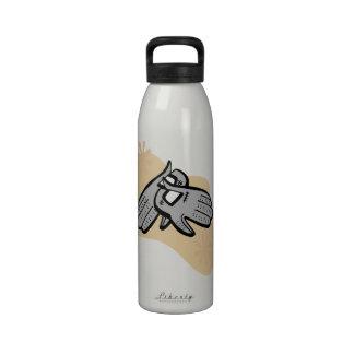 Glove Up Reusable Water Bottles