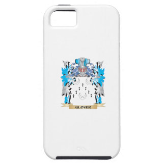 Glover Coat of Arms - Family Crest iPhone 5/5S Covers