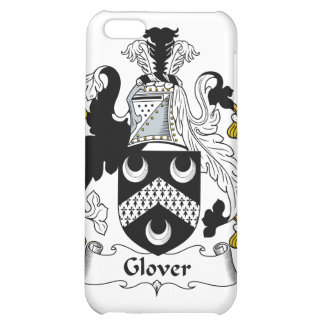 Glover Family Crest Case For iPhone 5C