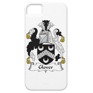 Glover Family Crest iPhone 5 Cases