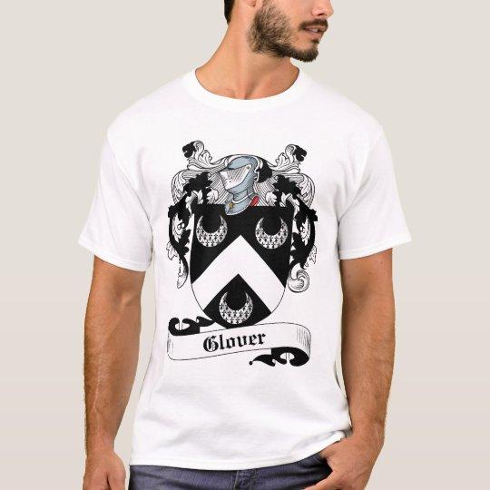 Glover Family Crest T-Shirt