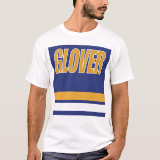 GLOVER SLAP SHOT OLD TIME HOCKEY T-Shirt