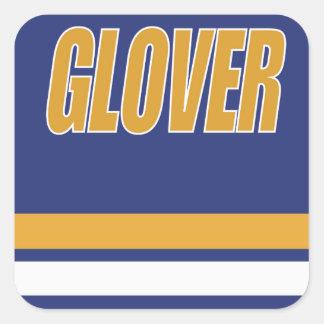 GLOVER Slap Shot Stickers