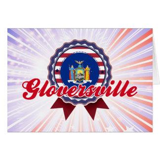 Gloversville, NY Tarjeta