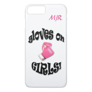 Gloves On GIRLS! iPhone 7 Plus Case