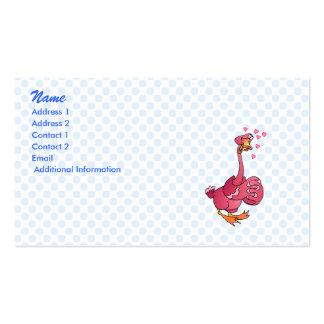 Glovie Goose Business Card