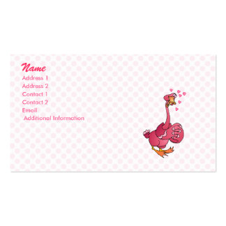 Glovie Goose Business Cards