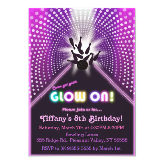 Glow Bowl Party1 Card