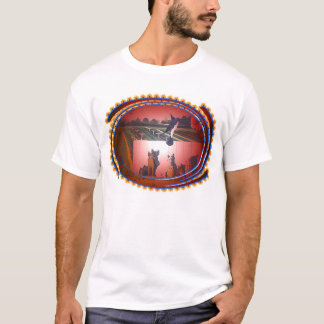 glow cats T-Shirt