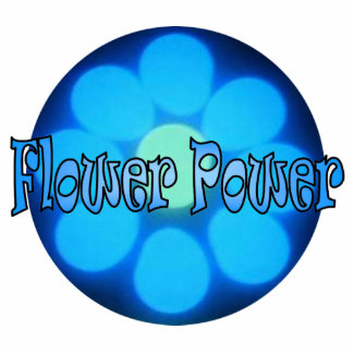 Glow Flower Power 2 Sculpture