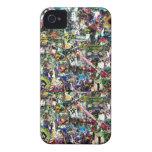 Glow&Glitter iPhone 4 Cover
