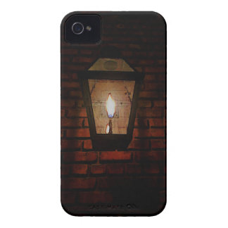 Glow in the Alley iPhone 4 Case