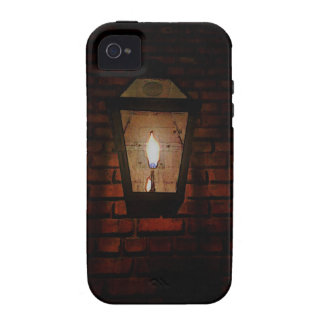 Glow in the Alley Vibe iPhone 4 Cover