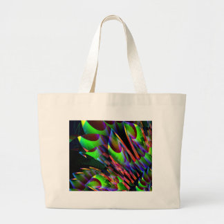 Glow in the Dark Abstract.JPG Jumbo Tote Bag