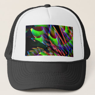 Glow in the Dark Abstract.JPG Trucker Hat