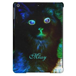 Glow In The Dark Cat iPad Air  Case