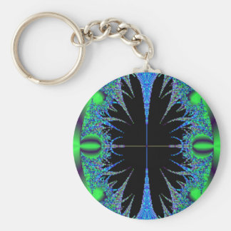 Glow-In-The-Dark Keychain
