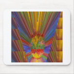 Glow Museaum of Art - Gifts Greetings Love miracle Mousepad