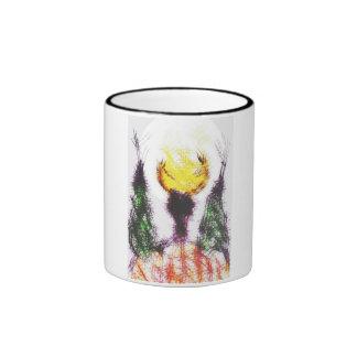 Glow of a light mugs
