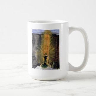 Glow of Hope Art Mug