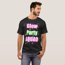 glow party squad T-Shirt