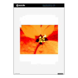 glow plant theme iPad 2 decal