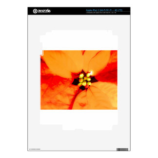 glow plant theme skin for iPad 3