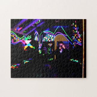 Glow Room Puzzle